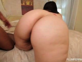 Bbw Maid Takes Black Dick And Cum On Tits
