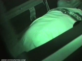 Infrared Camera Car Sex Full Record