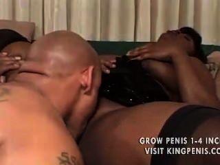 Big Tits Ebony Fuck