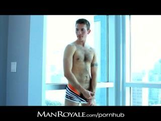 Manroyale Furry Twinks Drill Each Other In High-rise