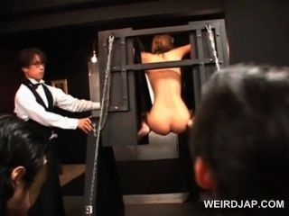 Asian Hot Slave Submitted To Hardcore Sexual Torture