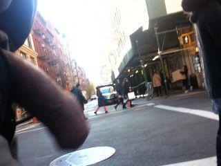Running Errands In Manhattan