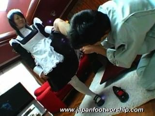 Japanese Foot Worship 3