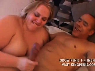 Beautiful Busty Blonde Bbw Christina Enjoys A Facial Cumshot
