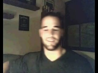 Cute Guy On Cam./