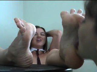 Feet Lesbian
