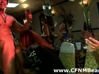 Cfnm Stripper Sucked By Amateur Party Girls