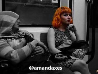 Actricesdelporno.com @amandaxes & @erismaximo En Triple Fantasía