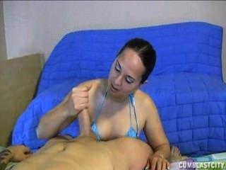 Caught Masturbating Boy Teen#6