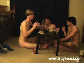 Gay Sex Trace And William Receive Together With Their Recent Friend