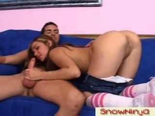 Kris Slater & Teen Dildo Play