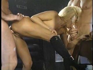 Jill Kelly Threesome 6