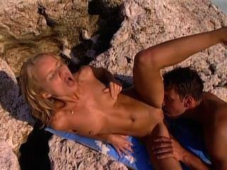 Dora Venter - Waterfall Sex
