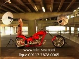 Motorcycle Likes Blond disk-sexo.net 09117 7878 0065