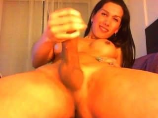 Clips 4 Sale: Big Cock Webcam Teen Tranny Cumming