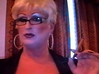 Tranny Smoking