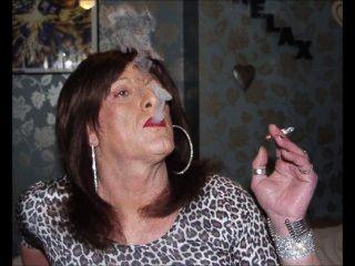 Suziehot58 Slideshow Smoke Slut
