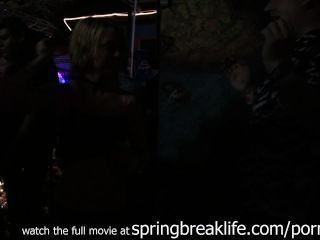 Spring Break Clubbin