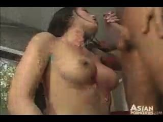 Hot Asian Get Nasty And Begging For Cock
