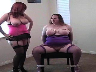 Fat Girl In Bondage