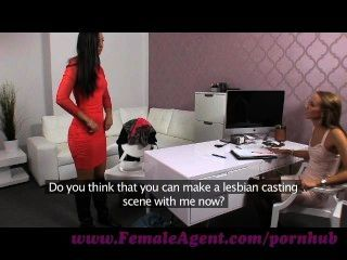 Femaleagent. Handcuffed Spanked And Fucked