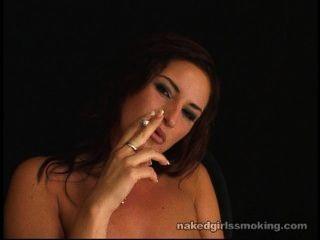 Lola Martin Smoking Fetish Part 1