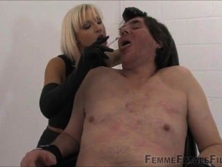 Mistress Vixen - Interrogation