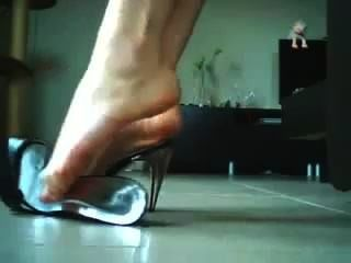 High Heeled Mules Play