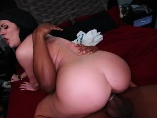 Brunette Gets Fucked By Large Dick