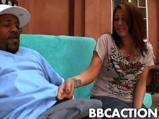 Britney Stevens Gets Banged By Bbc
