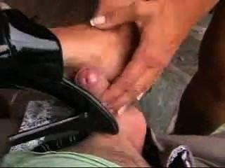 Shoejob & Footjob