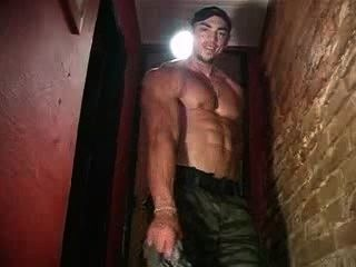 Mr. Muscleman - Basement Worship