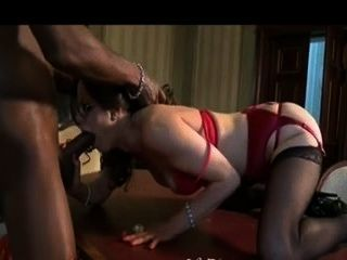 British Milf Loves Big Black Cock