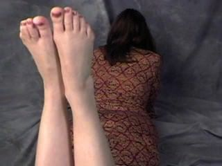 Sandals And Bare Feet
