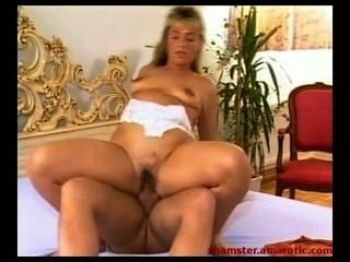 Hairy German Nice Milf