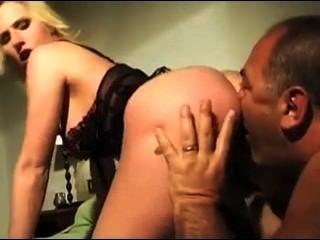 Italian Classic Anal Blonde