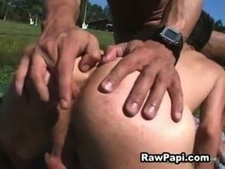 Hot Bodybuilder Guy Fuck Small Guy Outdoor