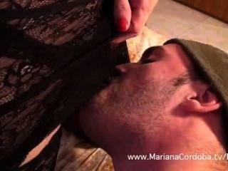 Mariana Cordoba Pov Cumshot Facial