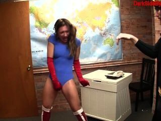 Superheroine Mighty Girl Mind Controlled