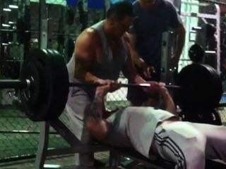 Hardcore In The Gym...)