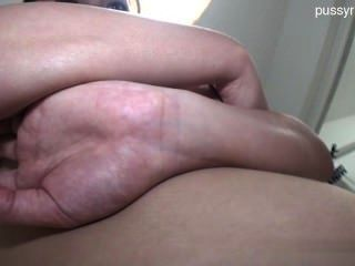 18 Yearsold Shaved Pussy Ass To Mouth