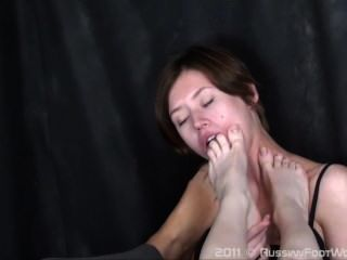 Russian Foot Worship 15