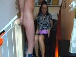 Andrea Die Geile Hausfrau