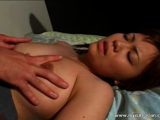 Tender Asian Teen Enjoys Having Her Muff Pounded