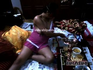 Shilpa Bhabhi Sheesha Lover Bigtits Pussy Licked Indian Sex Masturbation