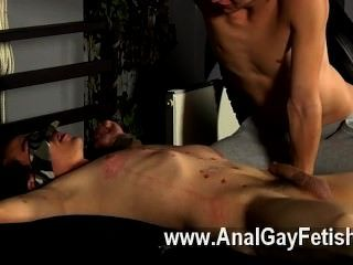 Hot Gay Sex A Mutual Deep Throating 69 Has The First Flow Spilling Out,