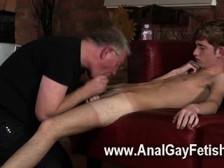 Hardcore Gay Jacob Daniels Needs To Be Physically Educated, And Sebastian
