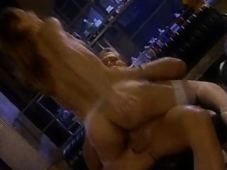 Beautiful Slut Gilda Roberts Having Anal Sex In Lab