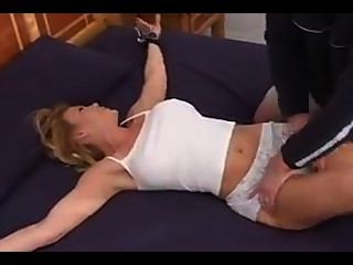 Jess Bedspread And Tickle Tortured
