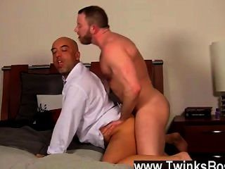 Twink Sex The Daddies Kick It Off With Some Real Naughty Bone Sucking,